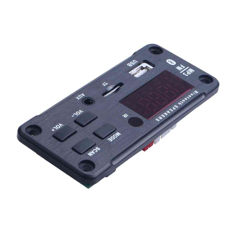 Wireless Bluetooth Mp3 Wma Decoder Board