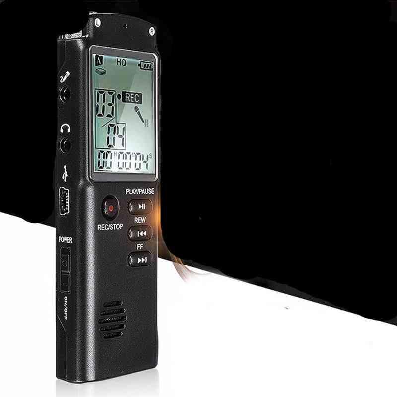 Mini Phone Recording Pen - Usb Professional With Wav,mp3 Player