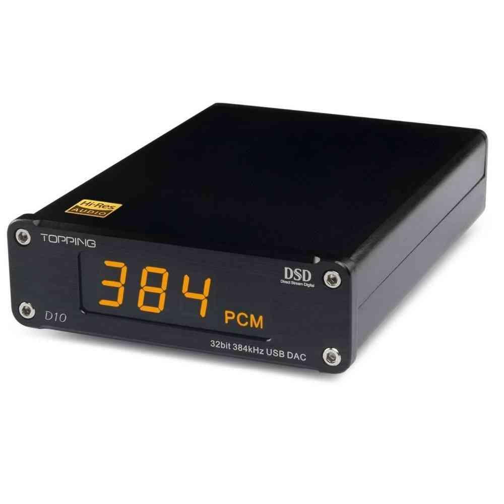Mini Usb Dac, Css Xmos Audio Amplifier Decoder