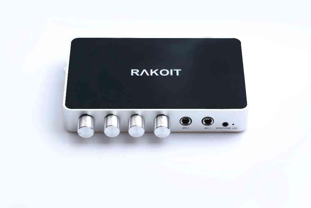 Mate Karaoke Mixer, Echo Machines System