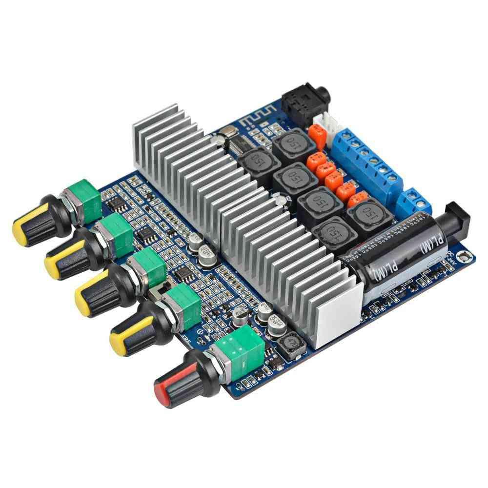 2.1 Bluetooth Digital Power Amplifier Board -100w, 2 Channels