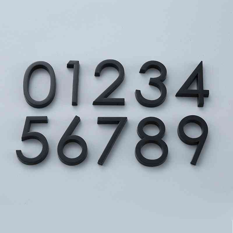 House Address Sign Door Numbers