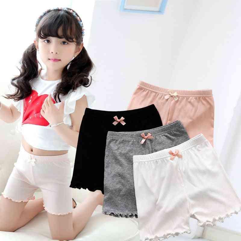 Safety Pants Thin, Summer Model Anti-walk For Little Girl