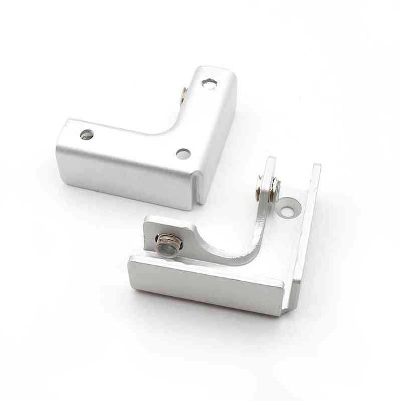 L T Cross Type Right Angle Fixed Clip Cabinet- Combination Connecting Piece
