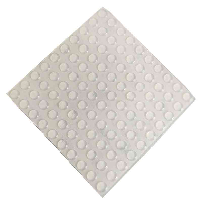 Self Adhesive Silicone Bumpers - Soft Transparent Feet Pads
