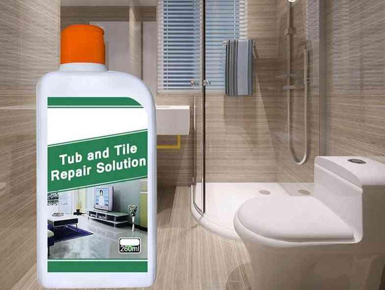 Bathtub Tub And Tile Repair Solution -multifunctional (400/450ml)