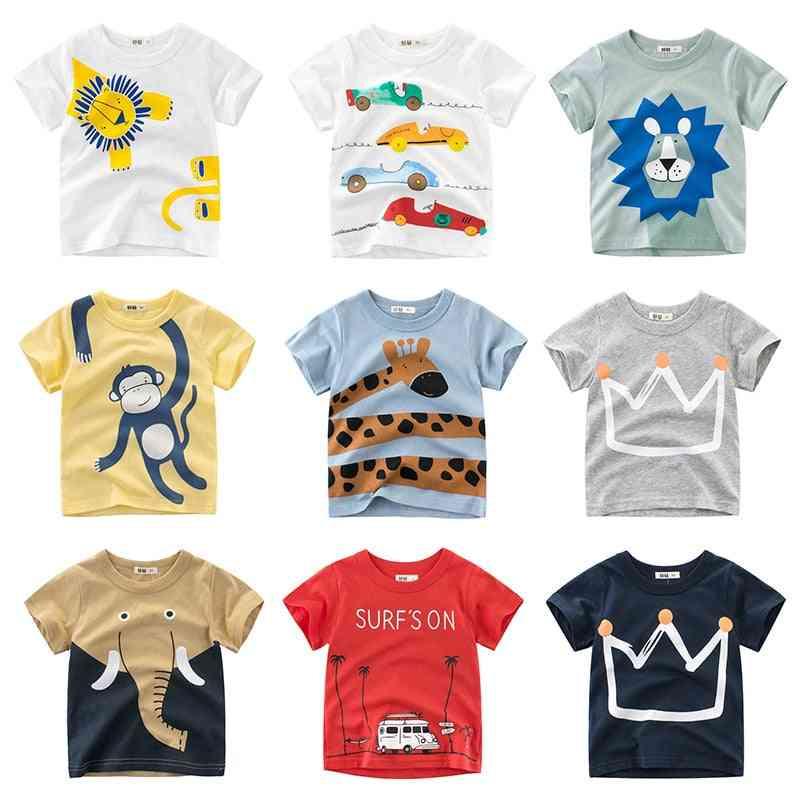 Summer Cotton / Short Sleeves T-shirt