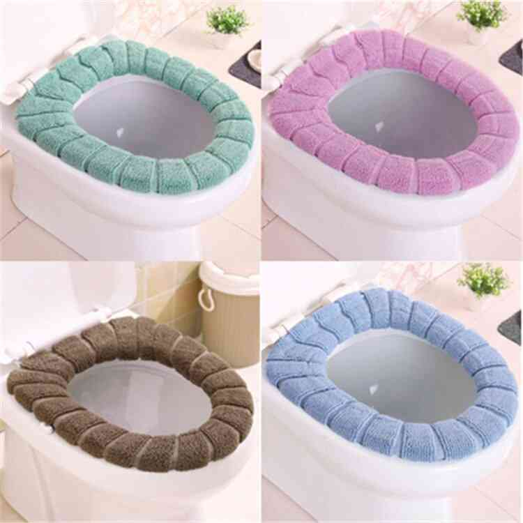 Nordic-style Toilet-seat Cover/cushion, Warm-case