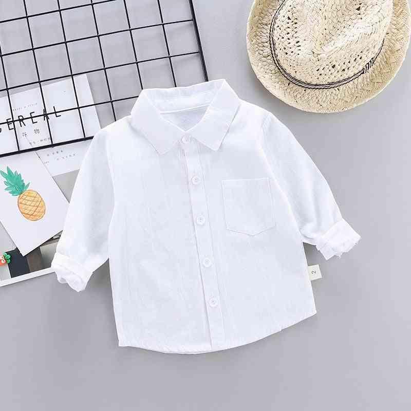 Children Long Sleeve Shirt For &