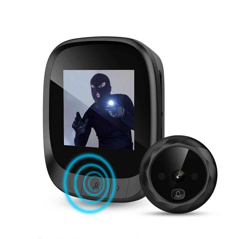 Electronic Door Viewer Bell 2.4