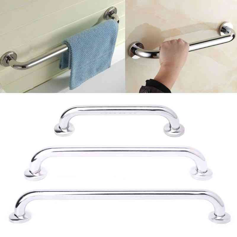 Stainless Steel Safety Handrail With Screws