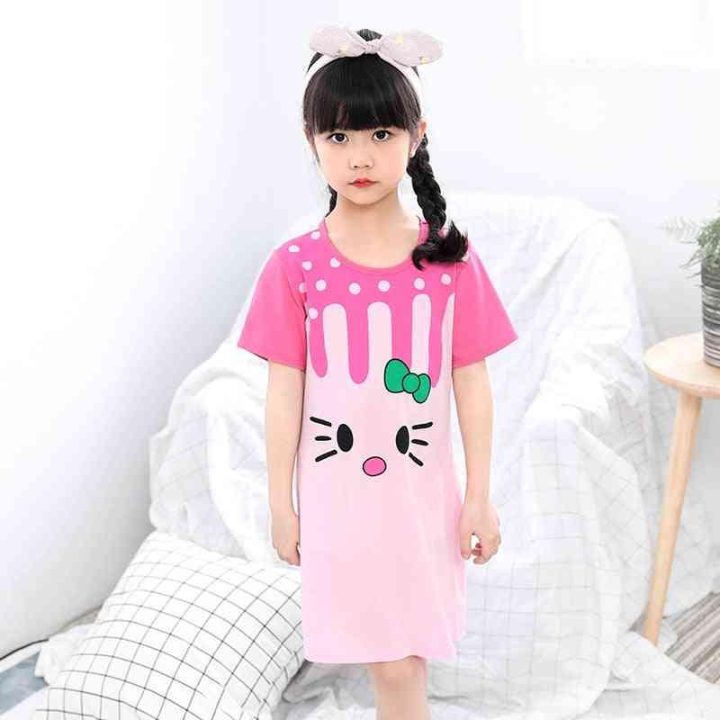 Unicorn Nightdress, Pajamas Clothes Sleepwear Set