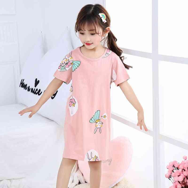 Unicorn Nightdress, Pajamas Clothes Sleepwear Set-2