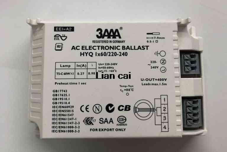 3aaa Instant Start Ac Electronic Ballast Looped, Fluorescent Lamp