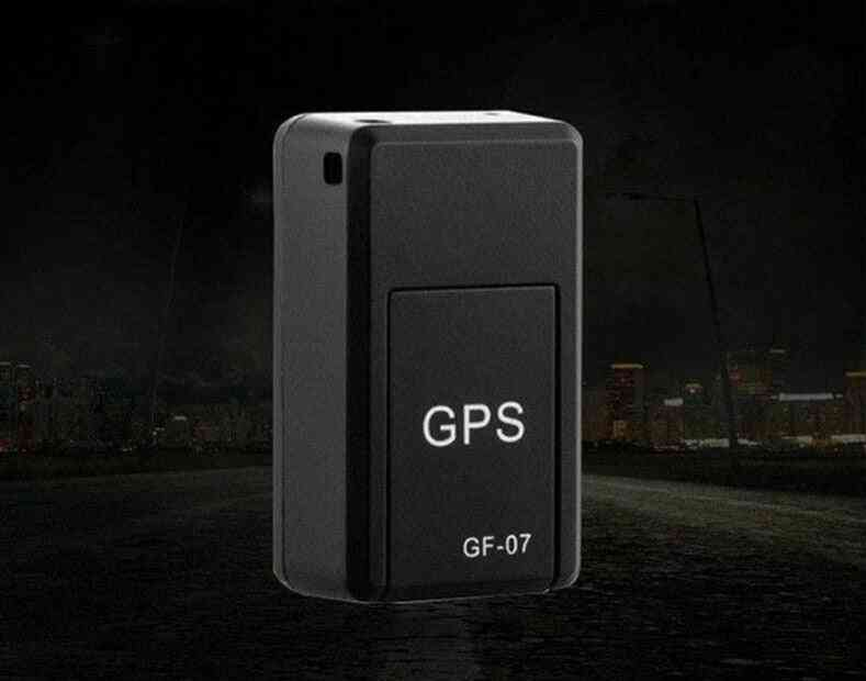 50/60hz-mini Magnetic Gps Tracker, With Usb Charging Cable