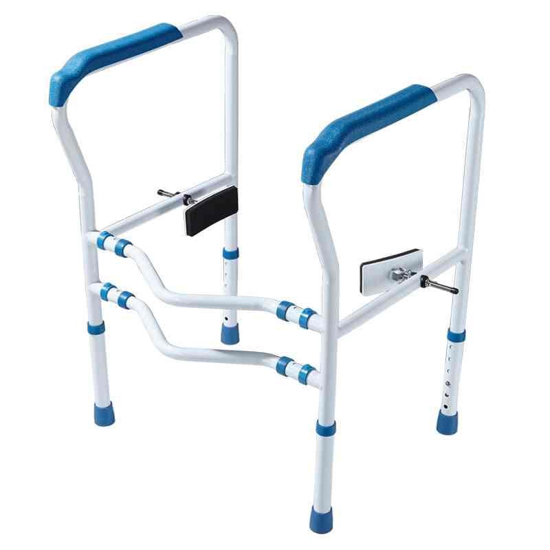 Bathroom Grab Bars Commode Toilet For Elderly Disabled