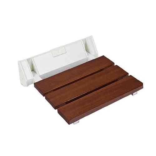 Wooden Shower Folding Chair Seat