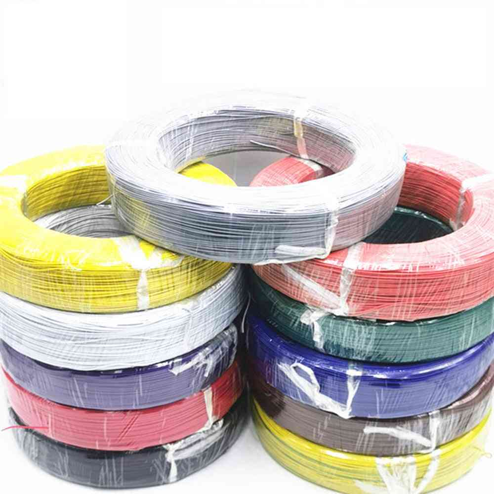 5m Pvc Electronic Tinned Copper Wire