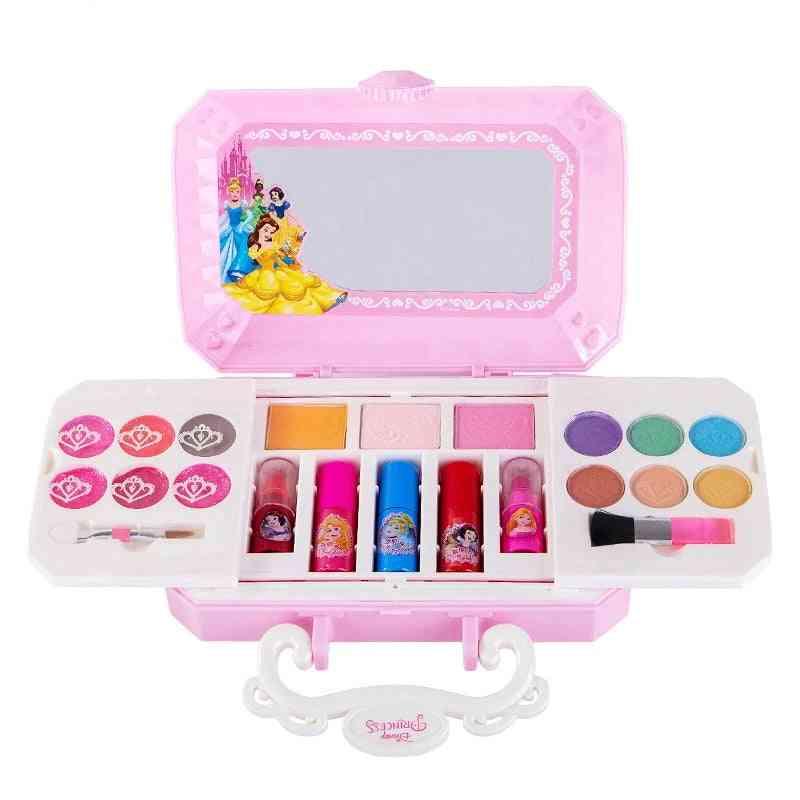 Disney Princess Frozen/elsa Cosmetics Make Up Set