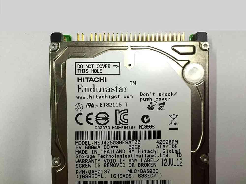 Hard Disk Drive Navigation Systems
