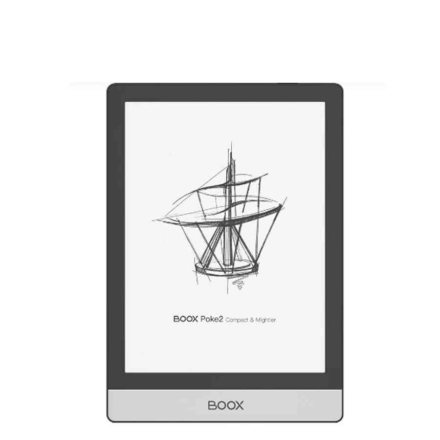 6 Inch, 300 Ppi-full Screen Touch Ebook Reader And Case Set