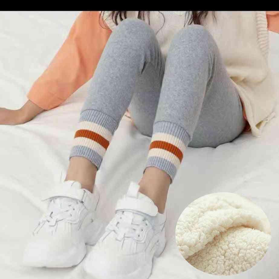 Skinny Pencil Pants  - Trousers / Leggings Set