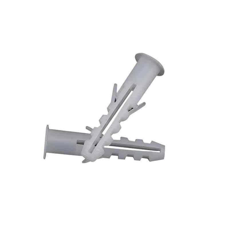 Plastic Expansion Plug, Nylon Self-tapping Fixing Screw