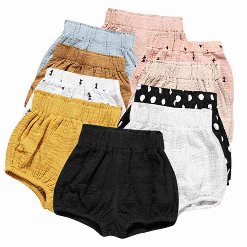 Newborn Baby Bloomers Shorts, Pp Pants