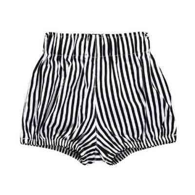 Cute Diaper Cover Panties - Elastic Cotton Bread Pants (set-2)
