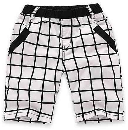 Boys Cotton Shorts- Camouflage Boy Casual Clothes