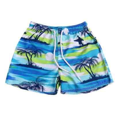 Summer Swimming Cotton Shorts For-beachwear