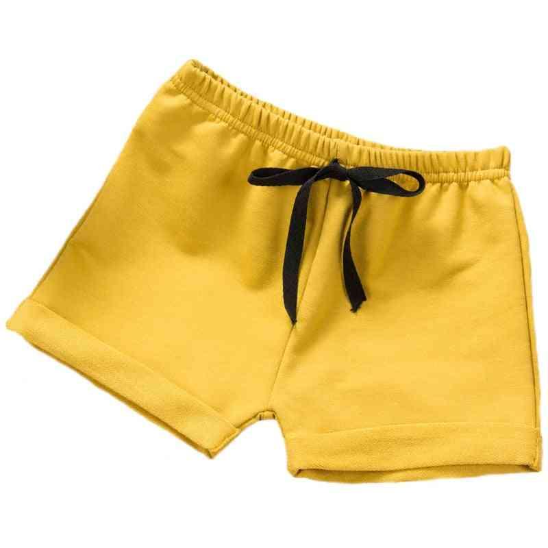 Cotton Baby Boy Shorts Pp Pants, Summer Thin Clothes