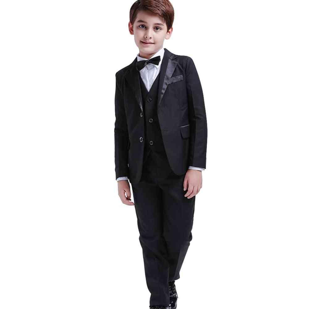 Children Suits, Tuxedo Dress Party Ring Bearer