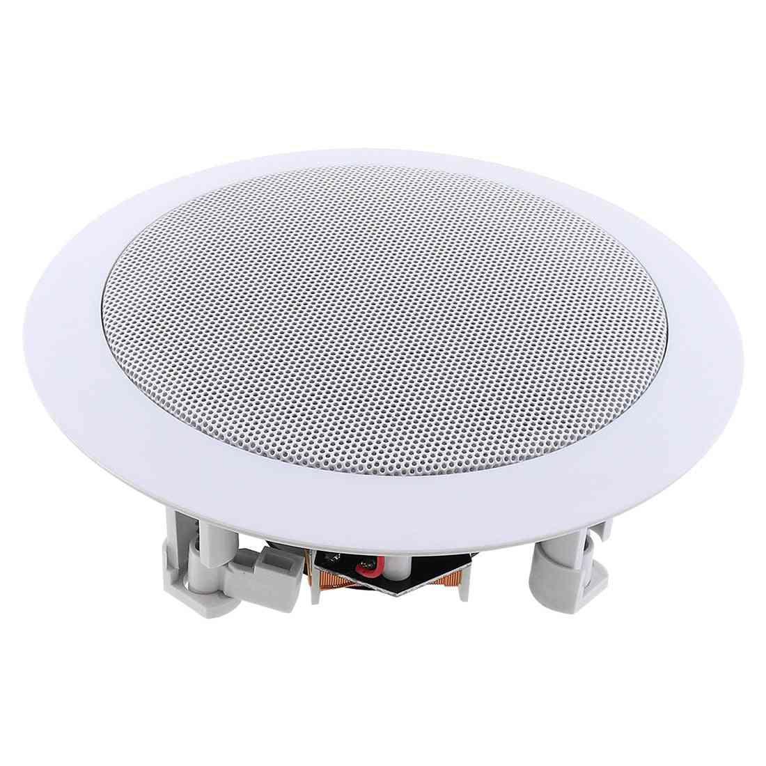 20w Waterproof Wall Mounted Ceiling Speaker For Store & Restaurant