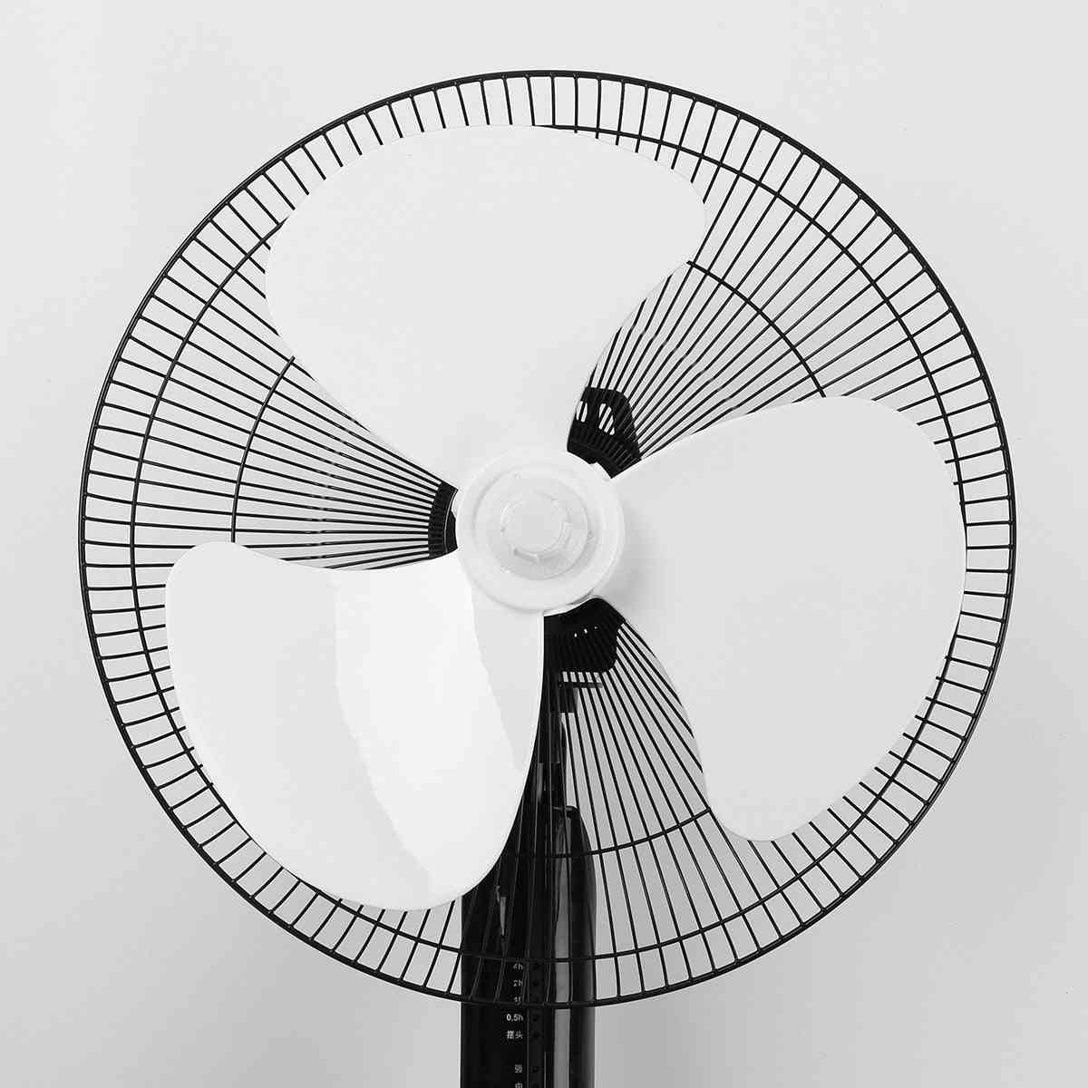Durable Plastic And Removable Fan Blades For Household Table Fan
