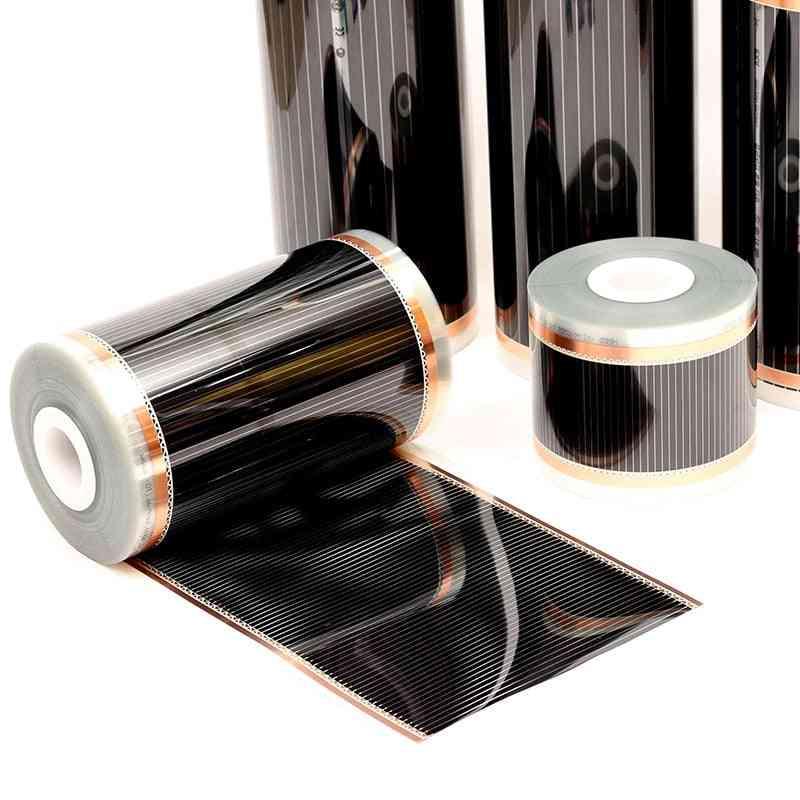 220v 50cm Electric Carbon Crystal Fiber Heating Film