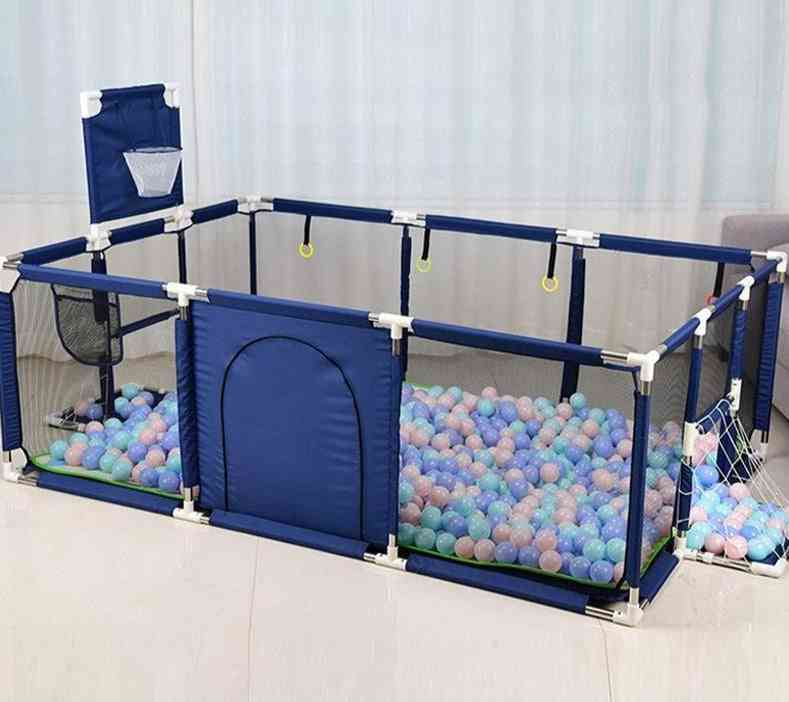 Playpen For Safety Barriers