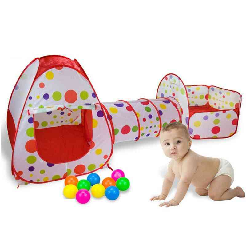 3 In 1 Baby Playpen/play Tent /tunnel House