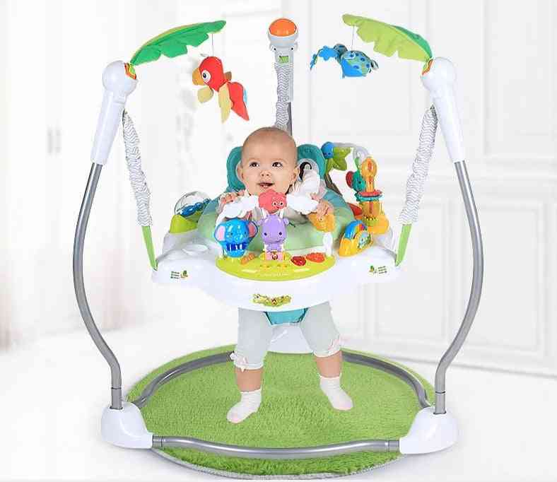 Multi-function Electric Swing For, Baby Jumping Walker
