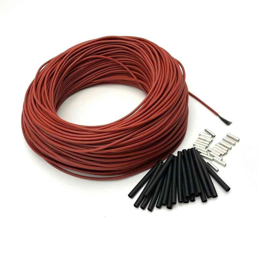 Carbon Warm Floor, Fiber Heating Wire Electric Hotline Infrared Cable