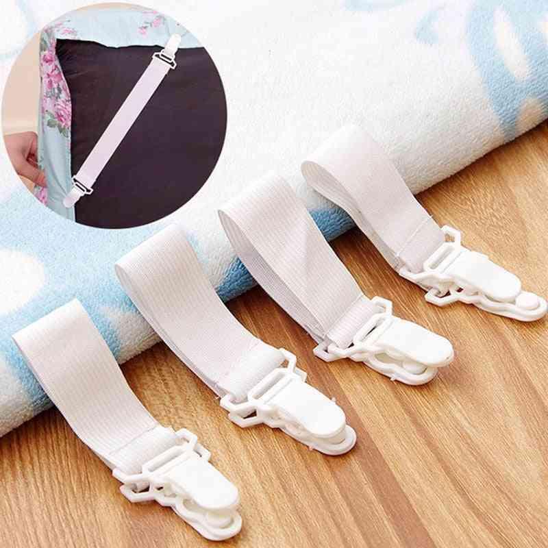 Adjustable Bed Sheet Clips For Baby Mattress Blanket