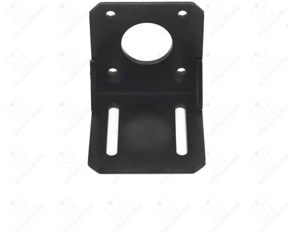 3d Pinter Parts, Alloy Steel Mounting L Bracket Mount Step Stepping 42 Stepper Motor With Screws