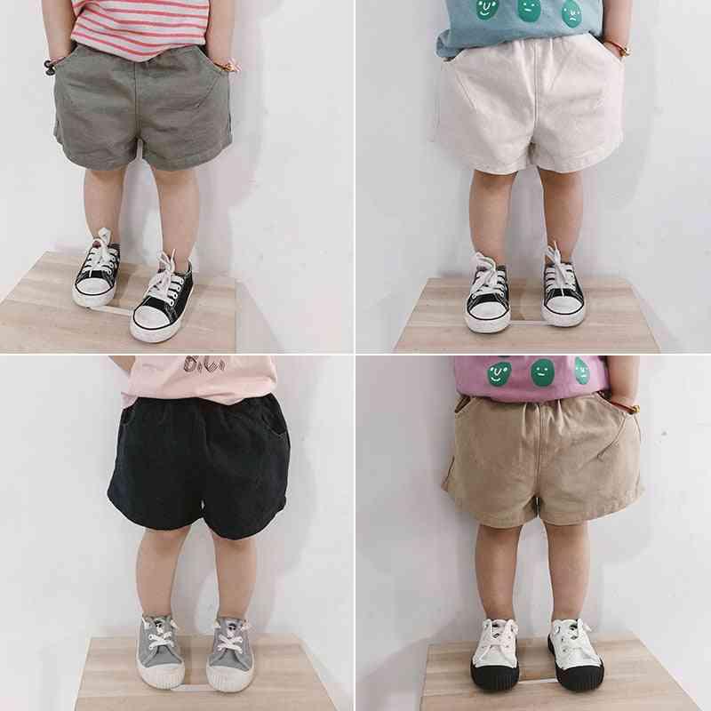 Summer Casual Korean Style Loose Shorts