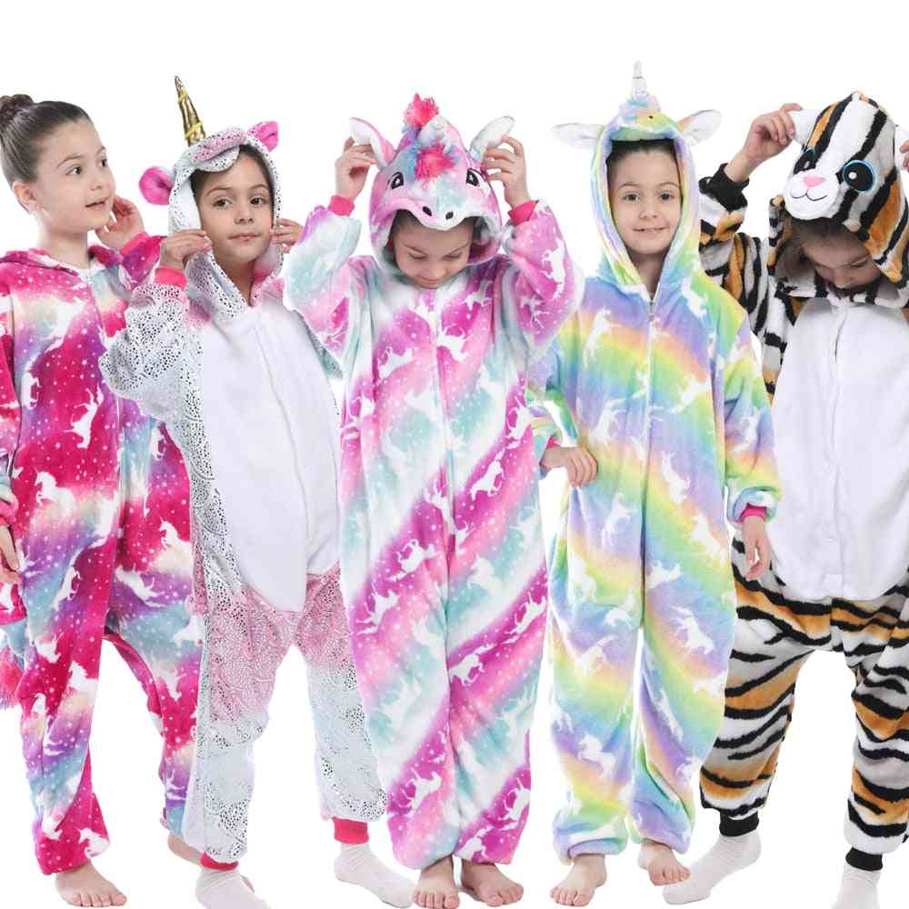 Animal Design Overall Jumpsuit, Cosplay Outfits For Kids