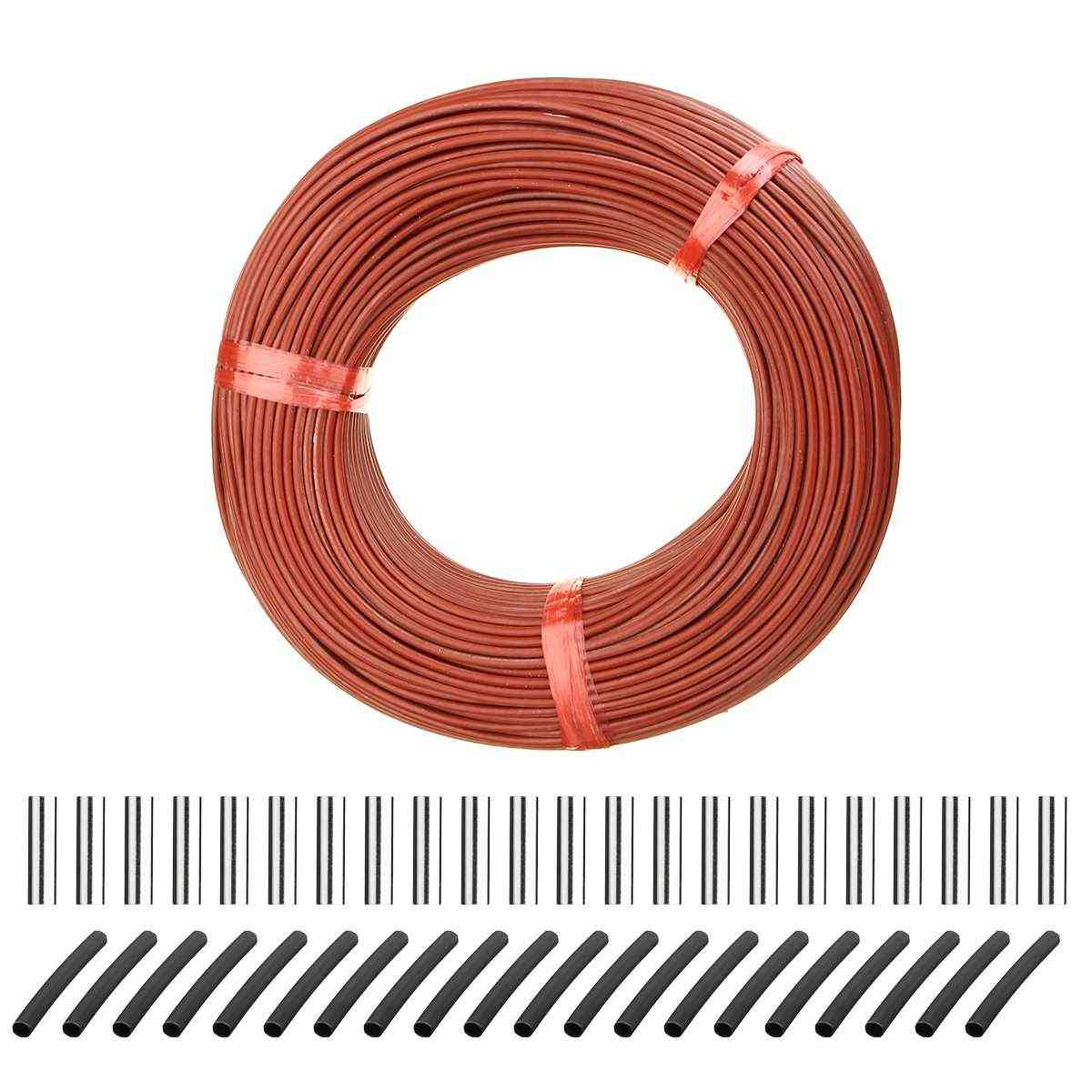 100m Carbon Fiber Infrared Floor Heating Cable