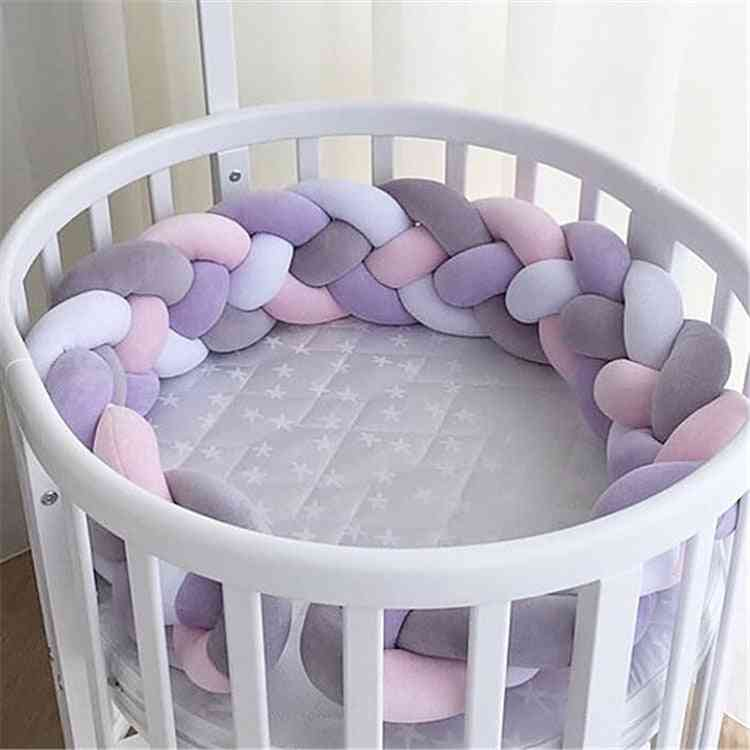 Newborn Baby Bed Fence Pillow