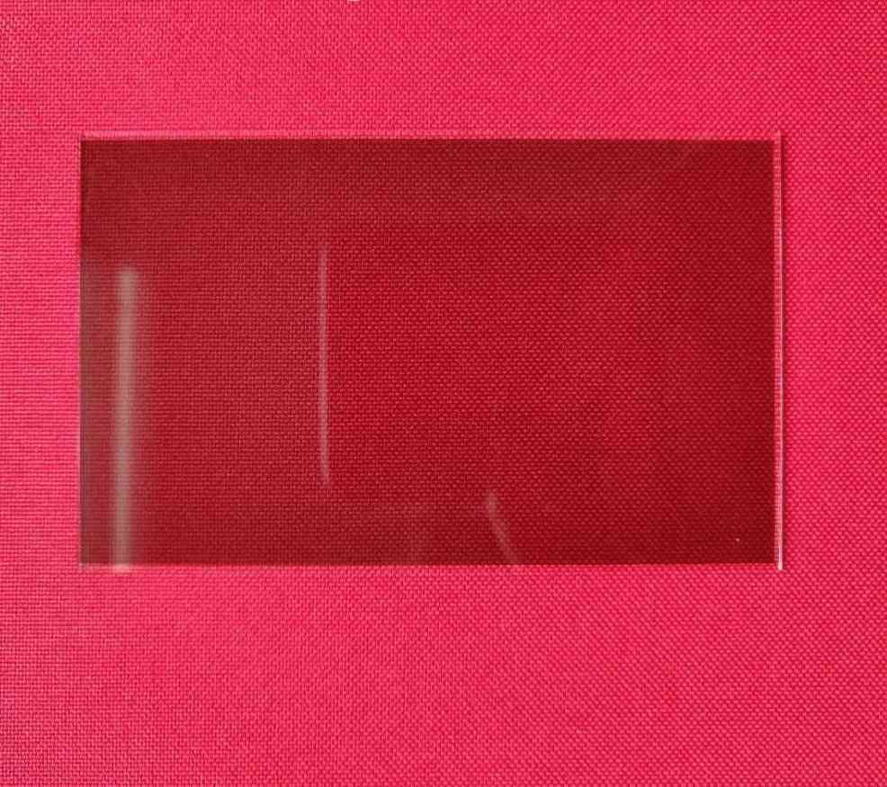Thermal-isolating Polarizer Glass For 4 Inch Mini Led Projector- Repair Part