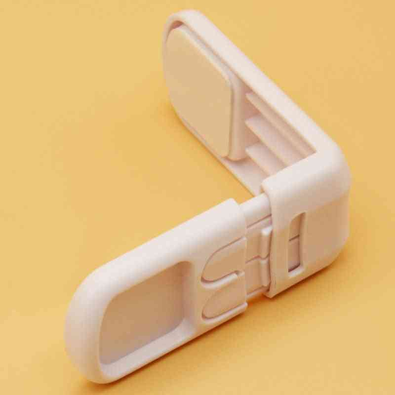 5pcs Plastic Baby Safety Protection From In Cabinets Boxes Lock