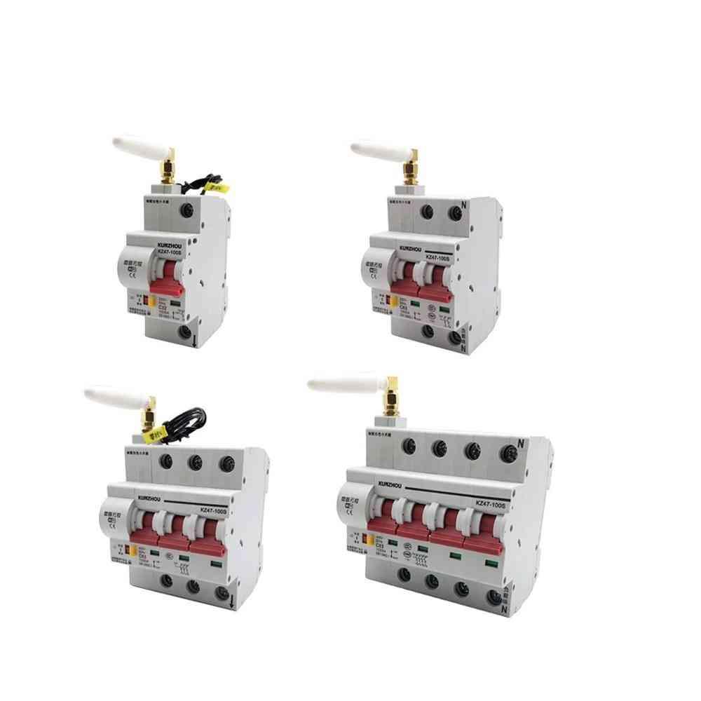 1-4p Wifi Intelligent Circuit Breaker Air Switch