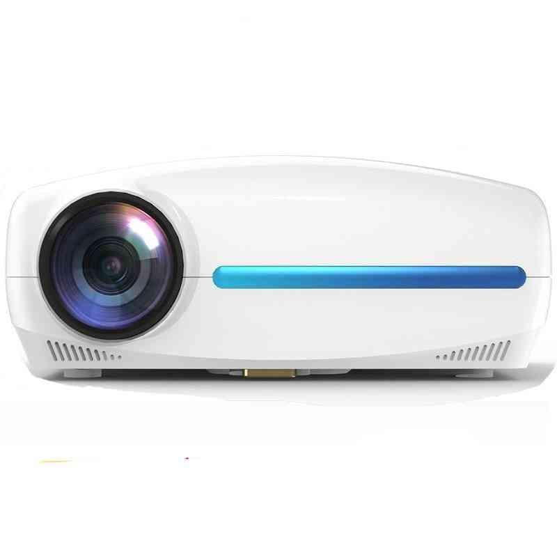 4k Full Hd 1080p Led Projector With 4d Digital Keystone